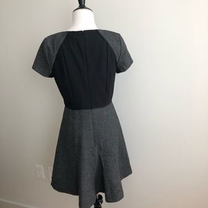 J. Crew Dresses - J. Crew Checkered Flutter Dress